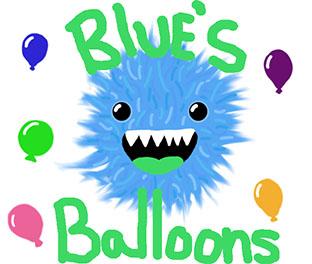 Blue's Balloons